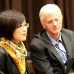 """觀看紀錄片『假孔子之名』在渥太華""""同一個世界電影節""""首映式後的專家討論會實況錄像(英文)"""