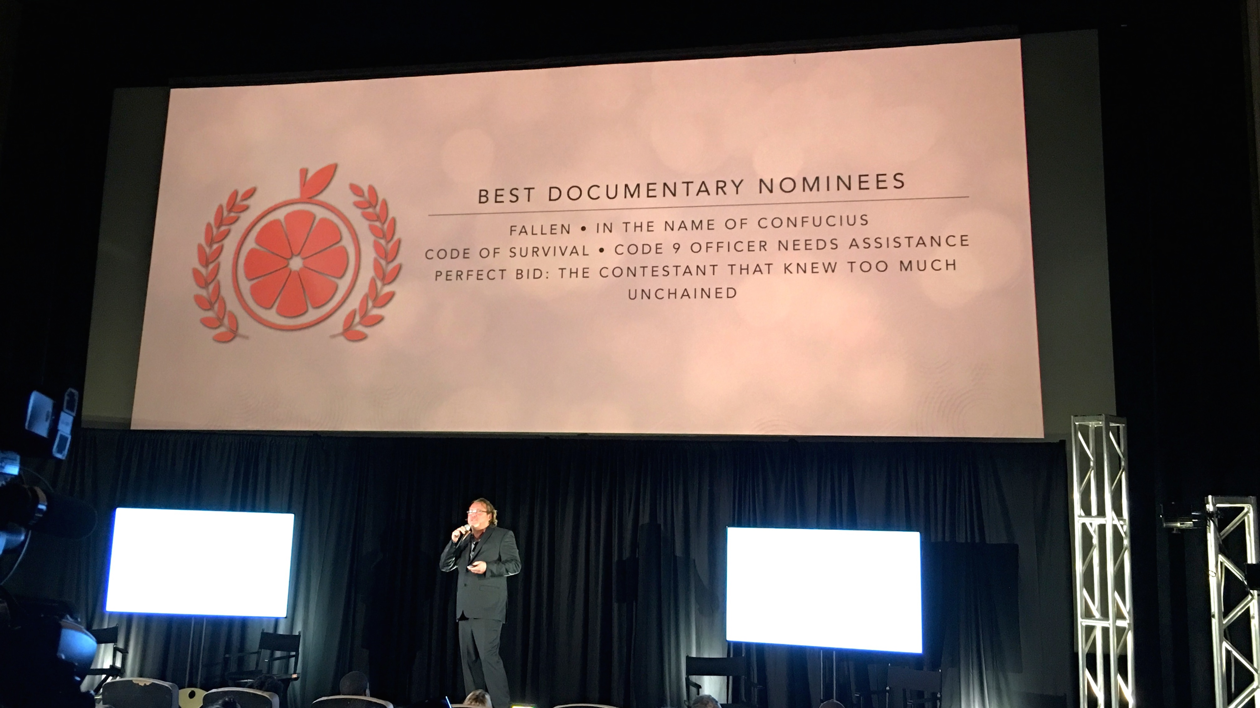 "In the Name of Confucius Was Nominated for ""Best Documentary"" and ""Social Awareness"" at the Orlando Film Festival"
