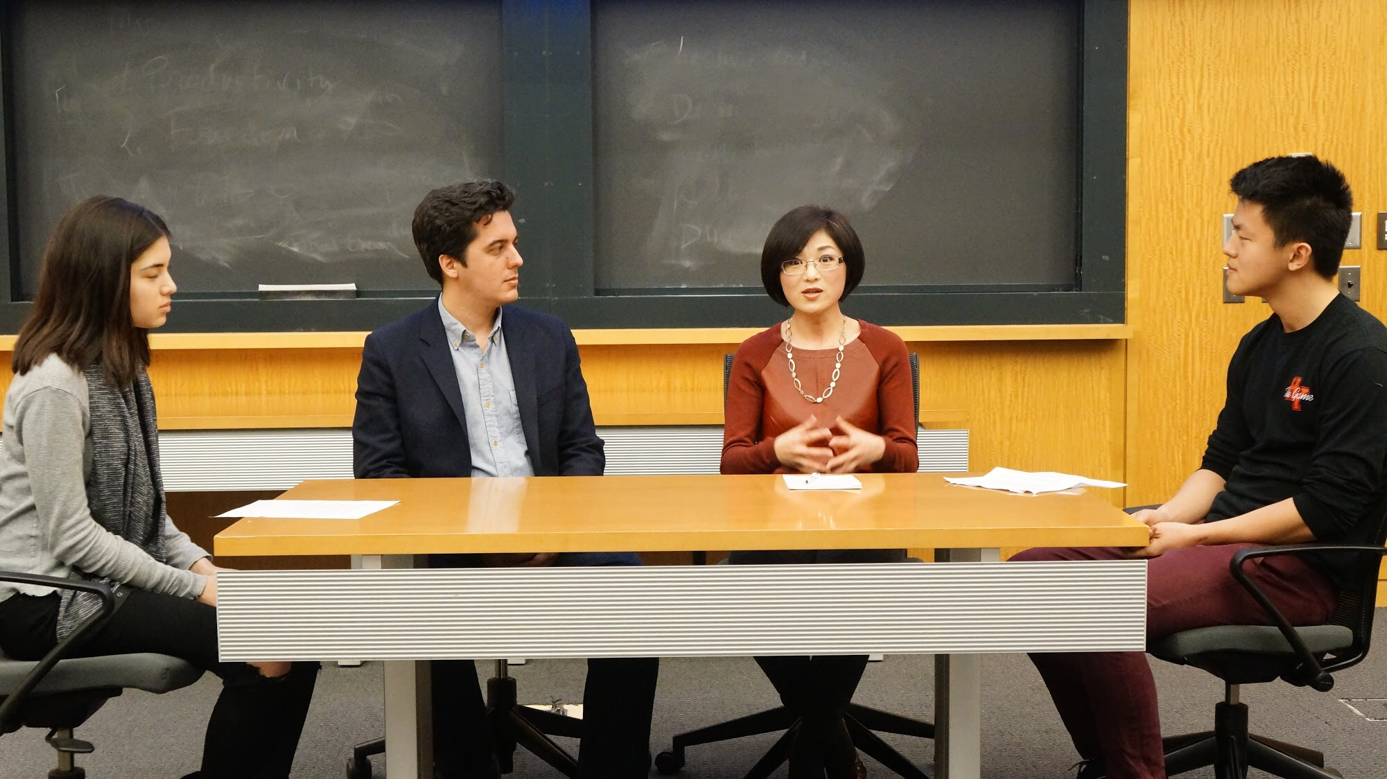 Harvard Screening: In the Name of Confucius Brought Insights to the United Front Work of the Chinese Communist Party (video)